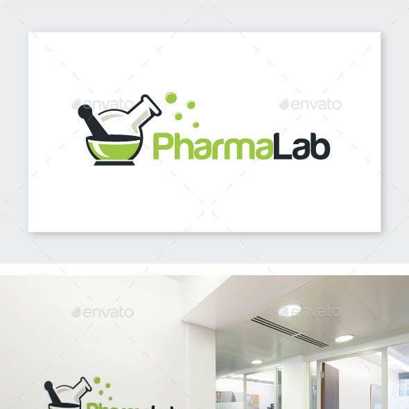 Pharmacy Lab Logo