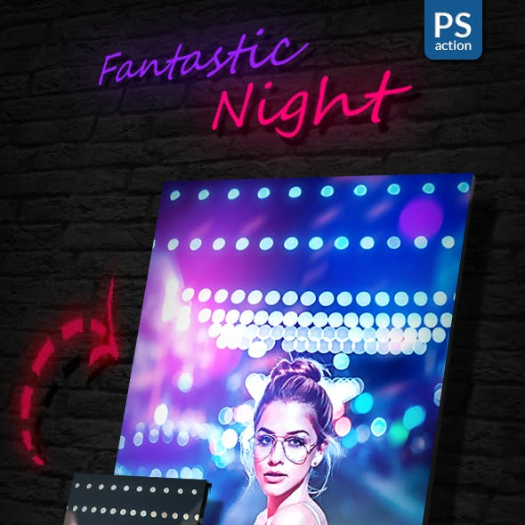 Fantastic Night PS Action