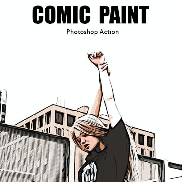 Comic Paint