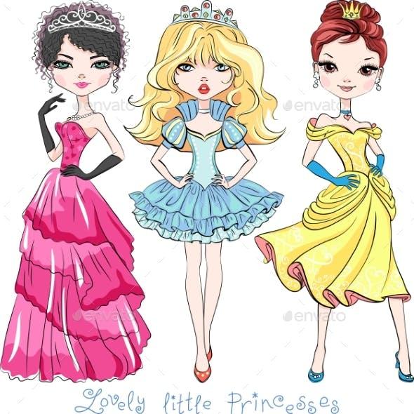 Fashion Girl Princesses