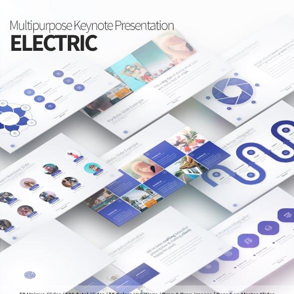 ELECTRIC - Multipurpose Keynote Presentation