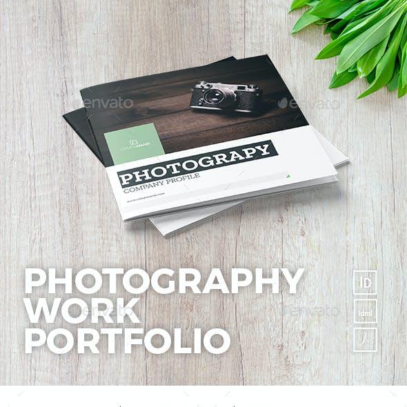 Photography Work Portfolio