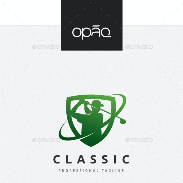 Golf Classic Tour Logo