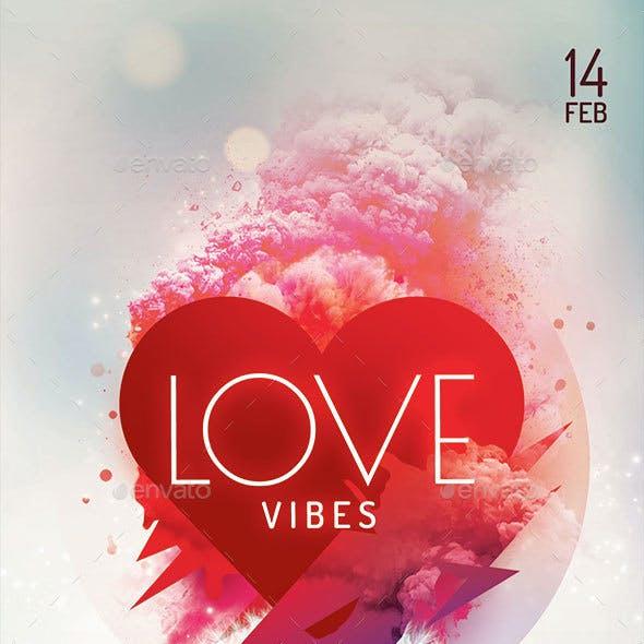 Love Vibes Flyer