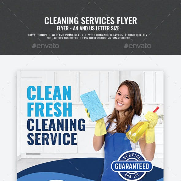 Commercial House Cleaning Services