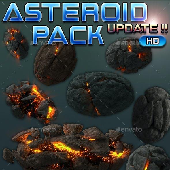 Asteroid Meteroid Pack