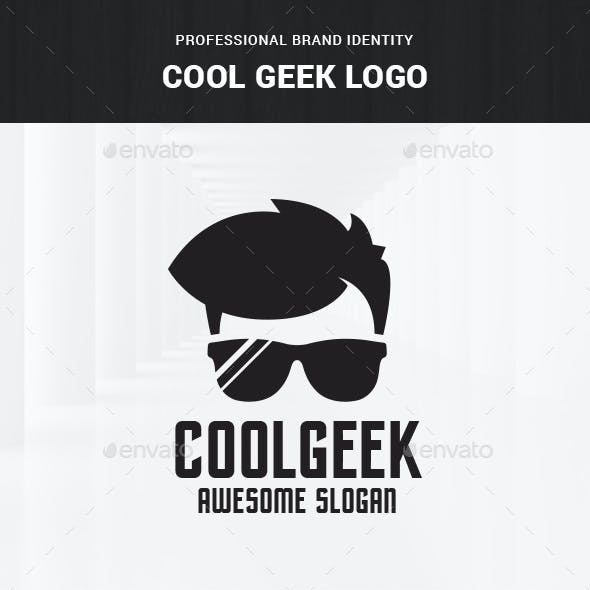 Cool Geek Logo v2