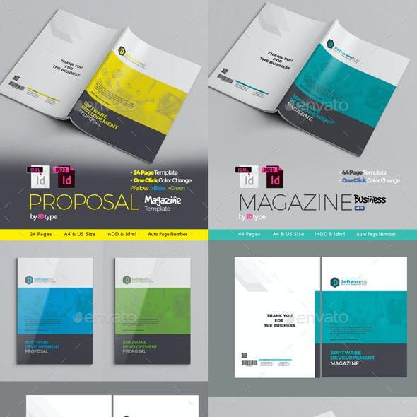 Software Company Magazine