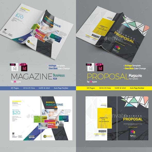 Business Magazine Bundle