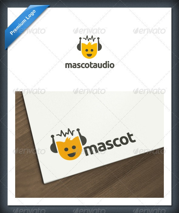 Mascot Sound and Audio Logo Template - Humans Logo Templates