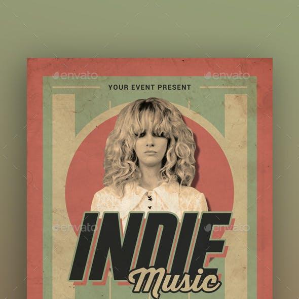 Indie Music Retro