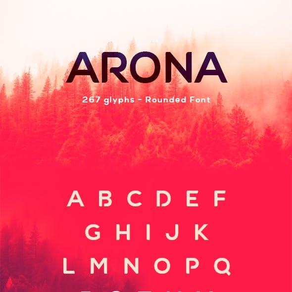 Arona Font