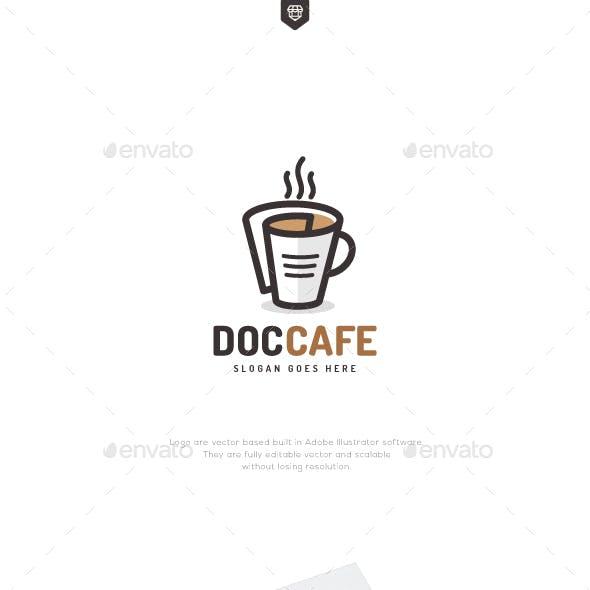 Document Cafe Logo