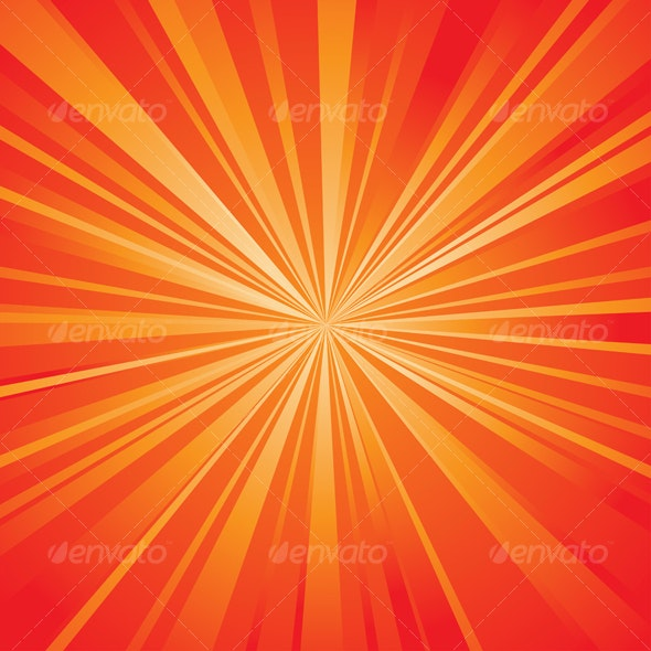 Red Shining Background - Backgrounds Decorative