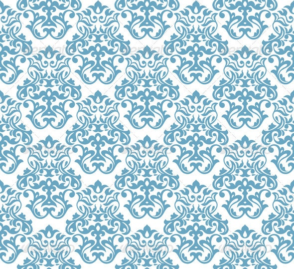 Floral Background Wallpaper - Patterns Decorative