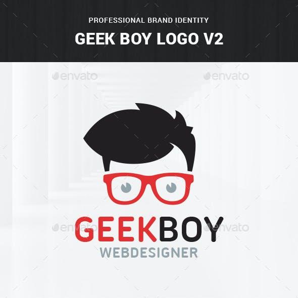 Geek Boy Logo v2