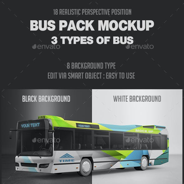 Bus Pack Mock-Up