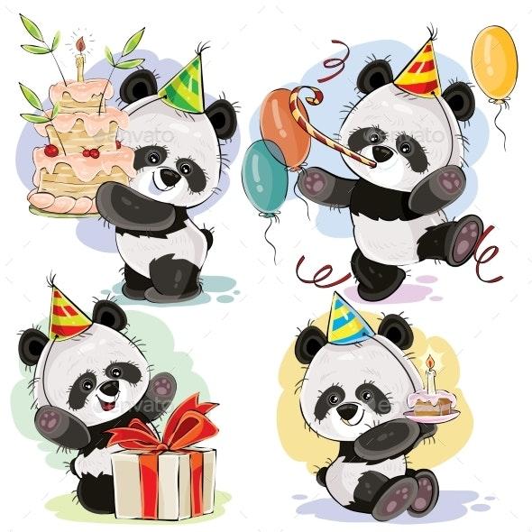 panda bear cake template.html