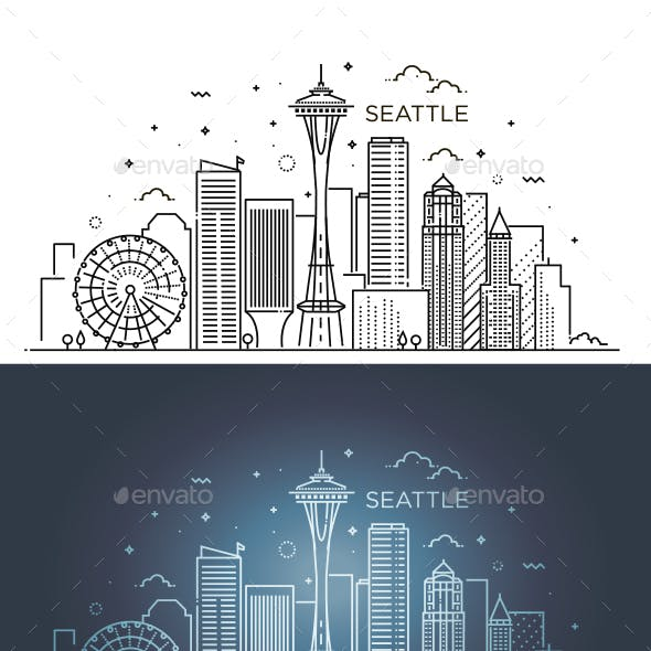 Banner of Seattle