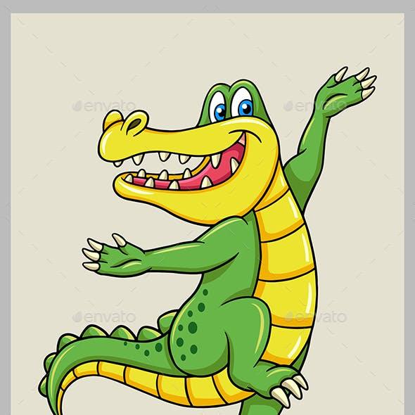 выдержки танцующий крокодил картинки тоже