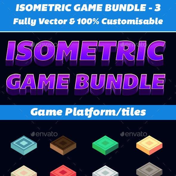 Isometric Game Character Bundle