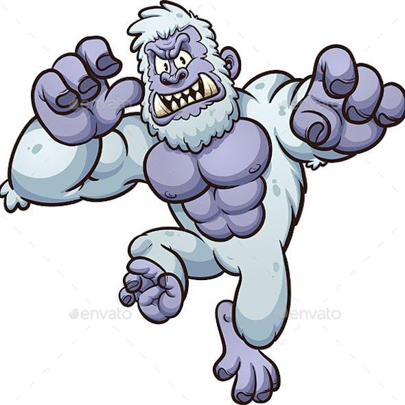 Yeti Monster