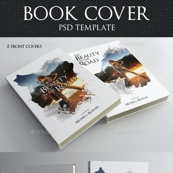 Book Cover Template 39