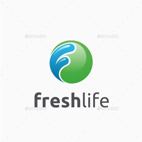 Fresh Life Logo