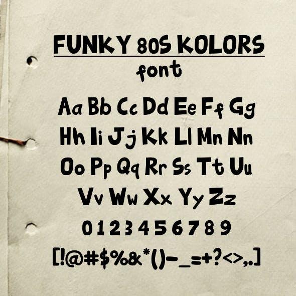 Funky80sKolors
