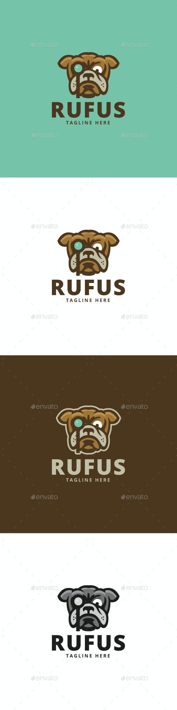 Rufus Logo - Animals Logo Templates