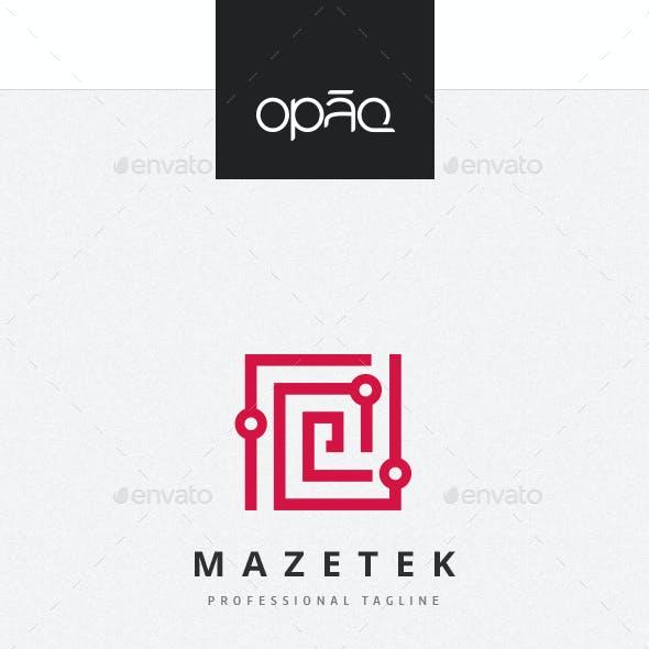 Technologies Maze Logo
