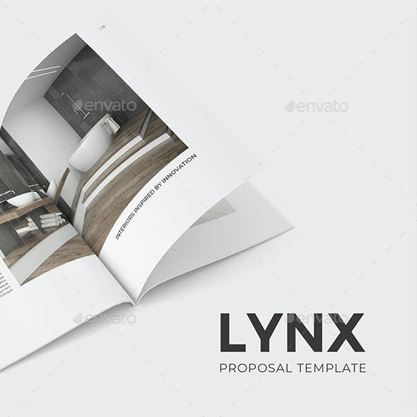 Lynx Proposal Template