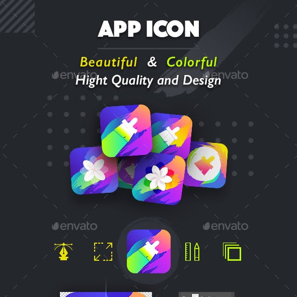 Painting App Icons