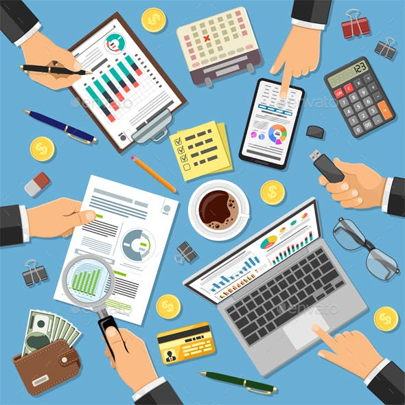 Workplace Auditing Tax Process Accounting