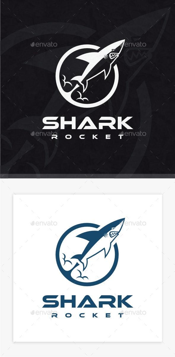 Shark Rocket Logo