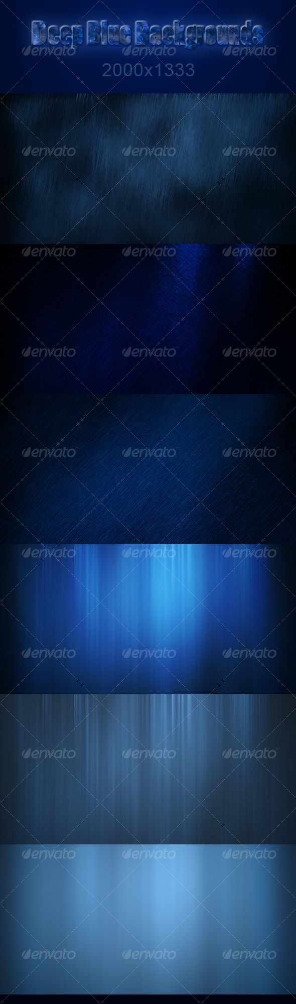 Deep Blue Backgrounds - Backgrounds Graphics