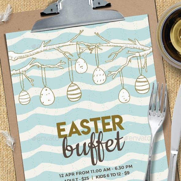 Easter Menu Vol.2