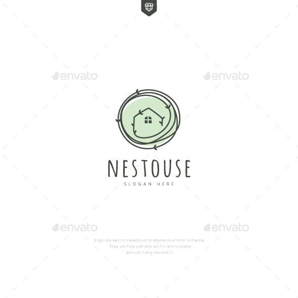 Nest House Logo