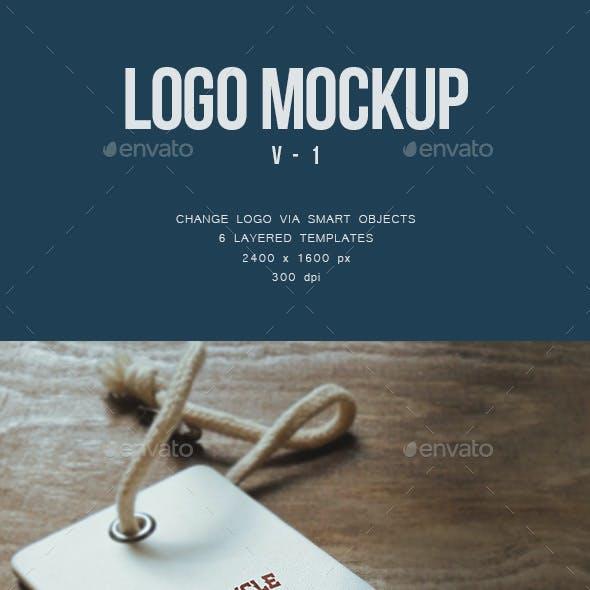 Logo Mockup V.1