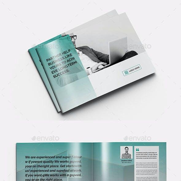 Brochure Design 2018