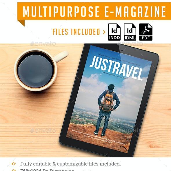 Tour & Travelling E Magazine