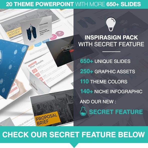 Inspirasign Pack - Secret Feature