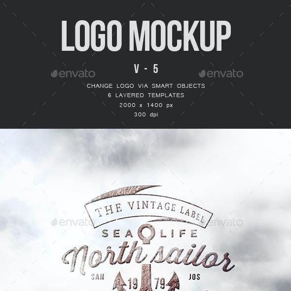 Logo Mockup V5