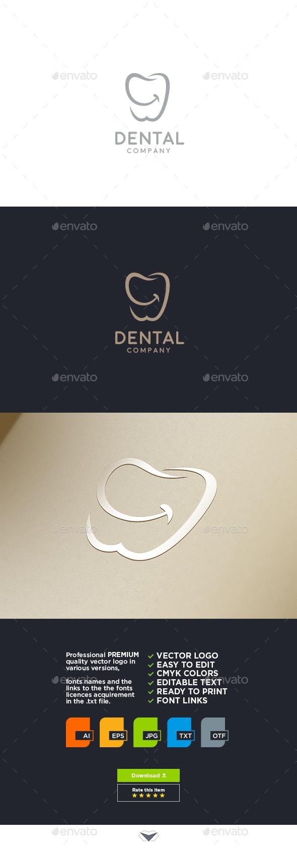 Dental Logo - Logo Templates