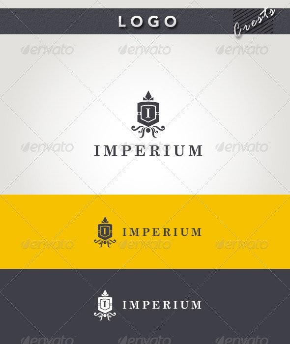 Imperium Logo - Crests Logo Templates