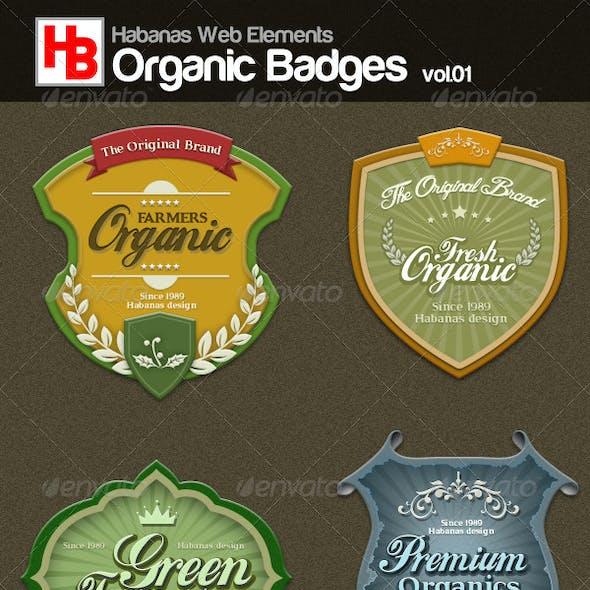 Organic Badges 01