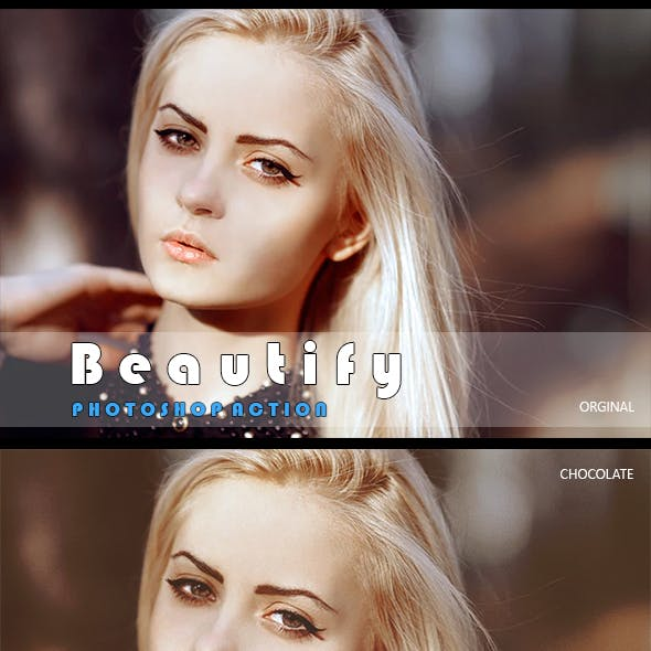 Beautify | PS Action