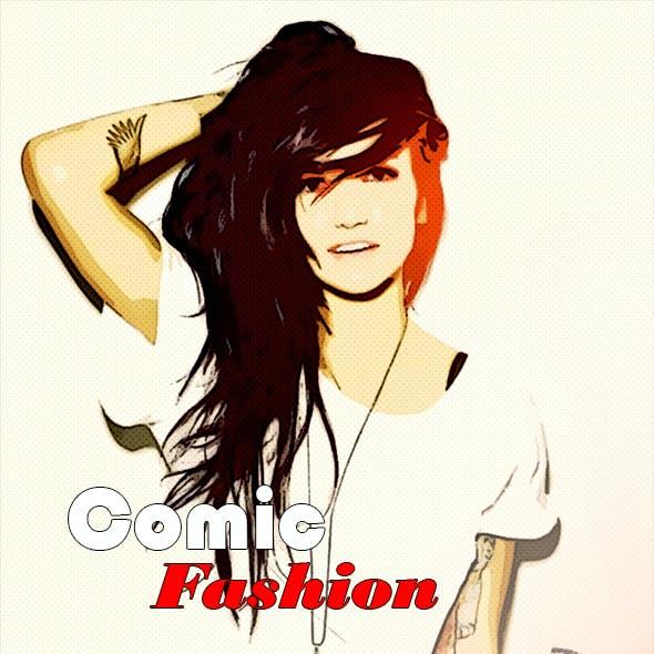 Comic Fashion | PS Action