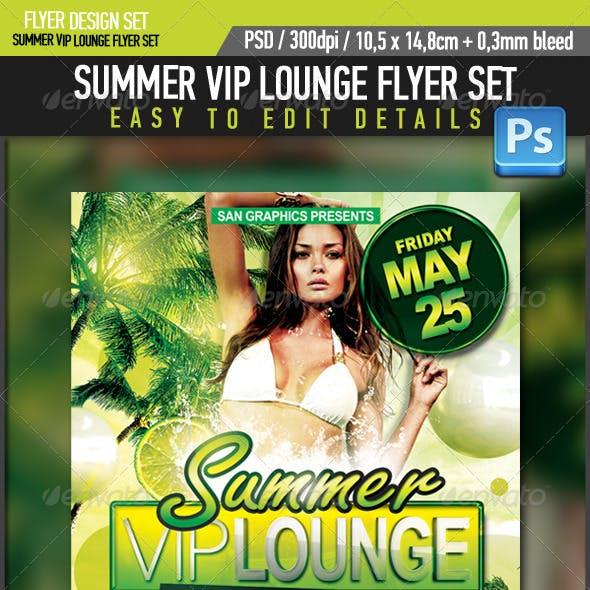 Summer VIP Lounge