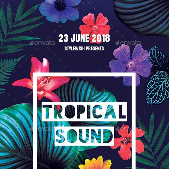 Tropical Sound Flyer